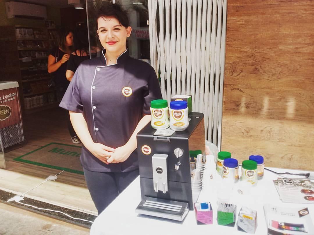 Marketing del café en Brasil