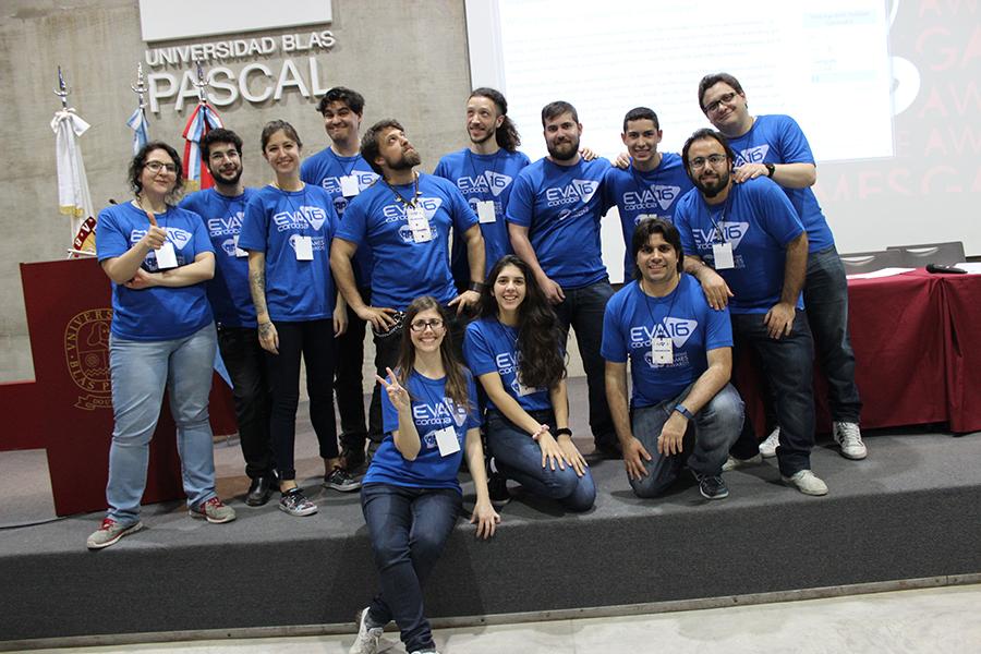 EVA Córdoba: Exposición de Videojuegos en la UBP
