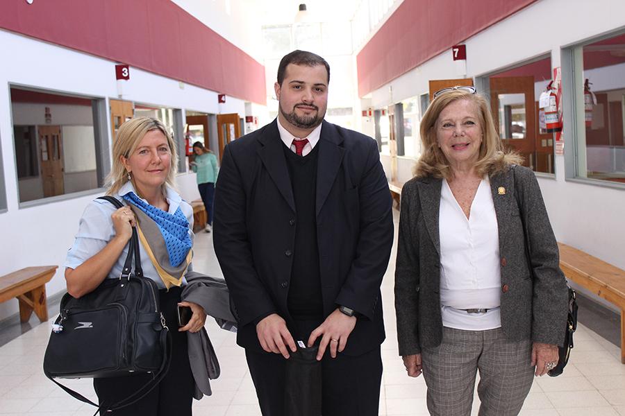 Aerolíneas Argentinas visita la UBP