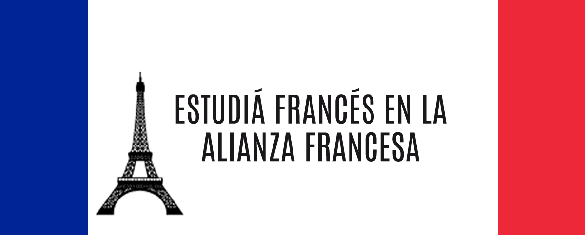 Estudiá francés en la Alianza Francesa