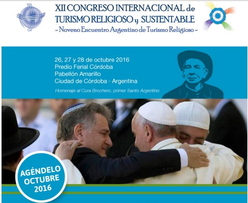 Congreso Internacional de Turismo Religioso: homenaje al Cura Santo