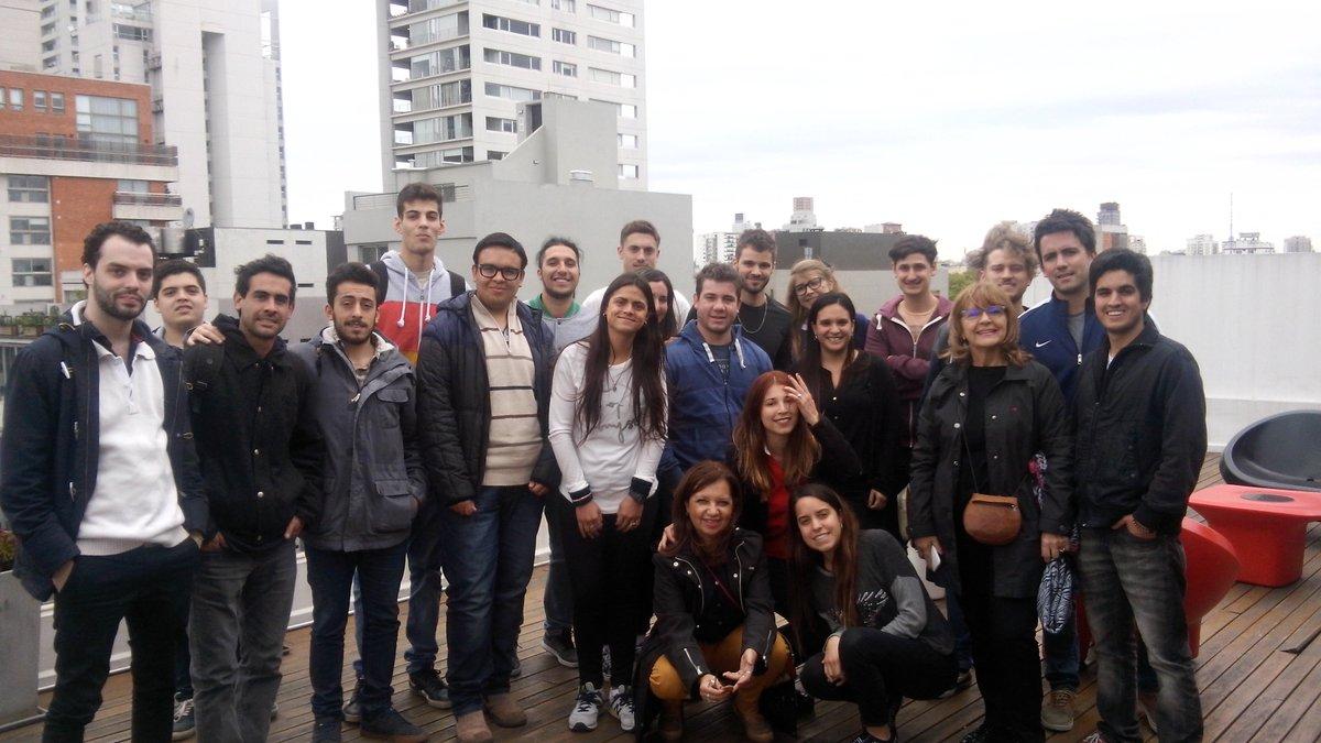 Viaje a Buenos Aires: pisar el terreno de grandes empresas