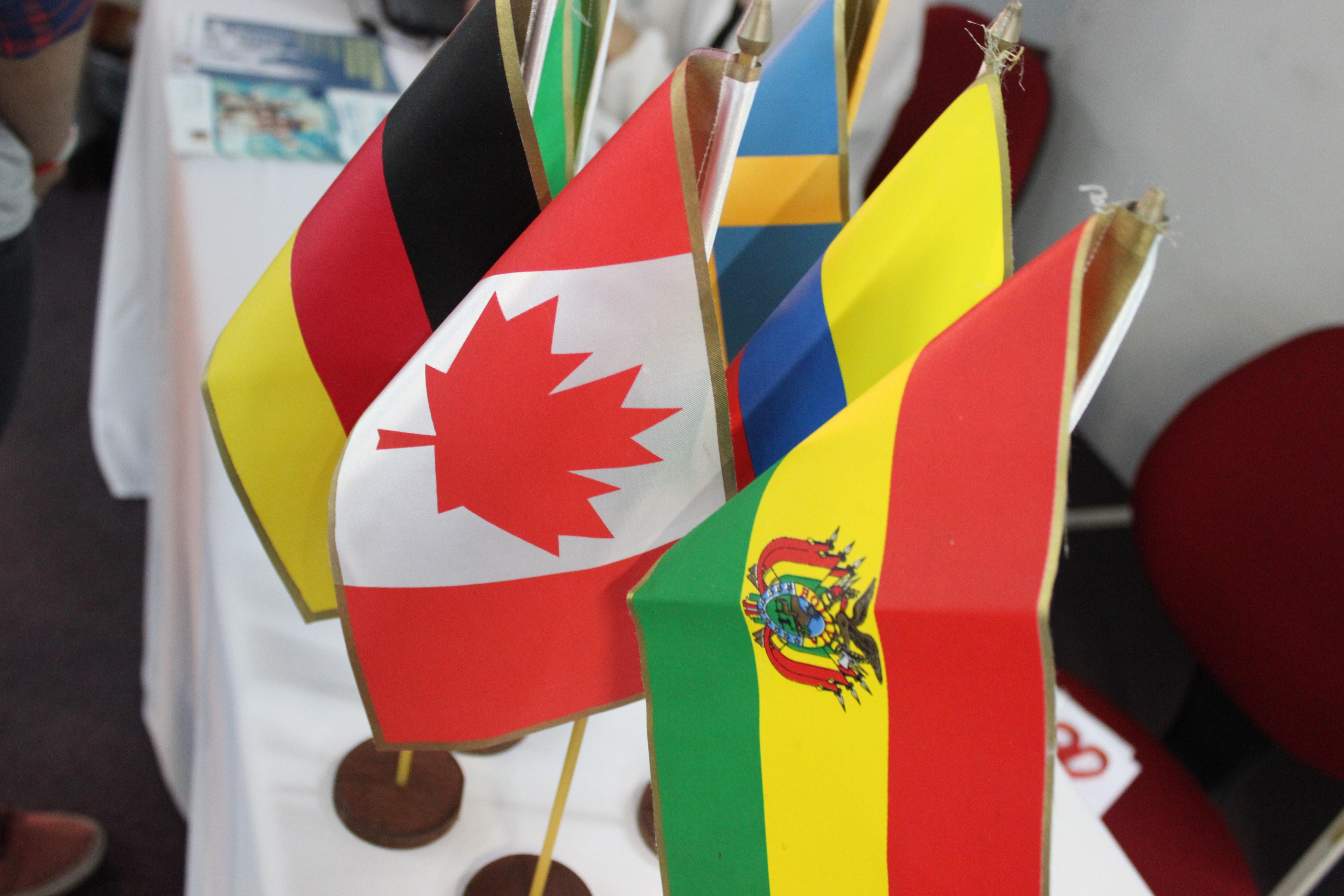 Gran convocatoria en la V Feria Internacional