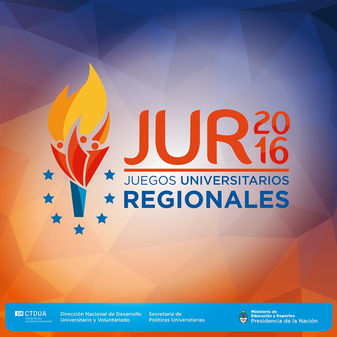 Comienzan los JUR 2016: Juegos Universitarios Nacionales