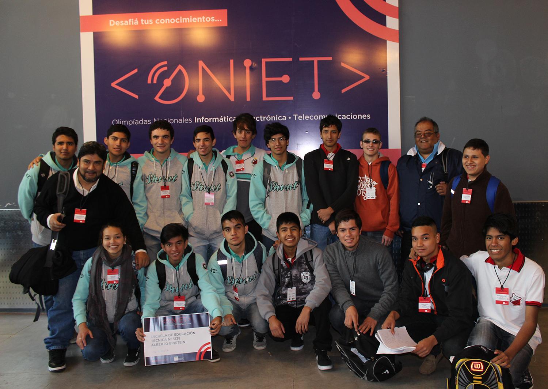 20º ONIET: 700 estudiantes compitieron en el Campus UBP
