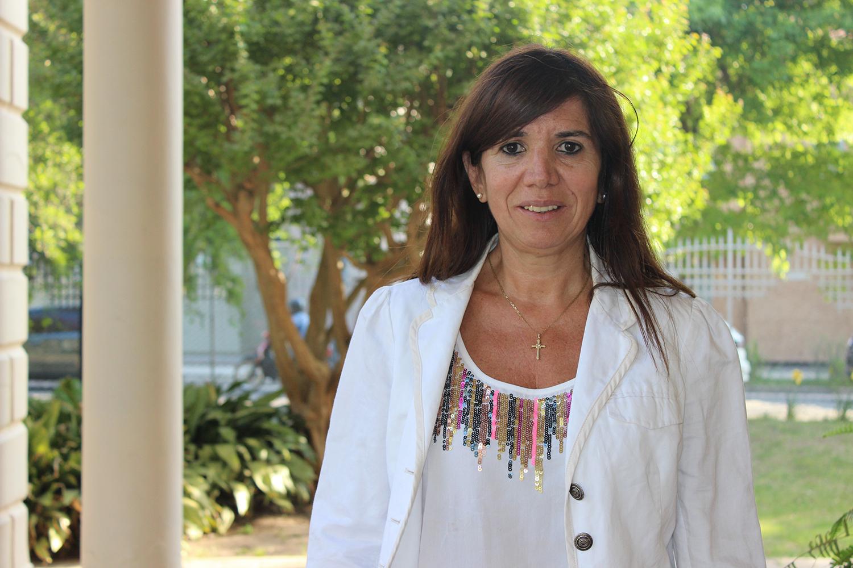 Primer premio a la Dra. Zalazar, docente UBP