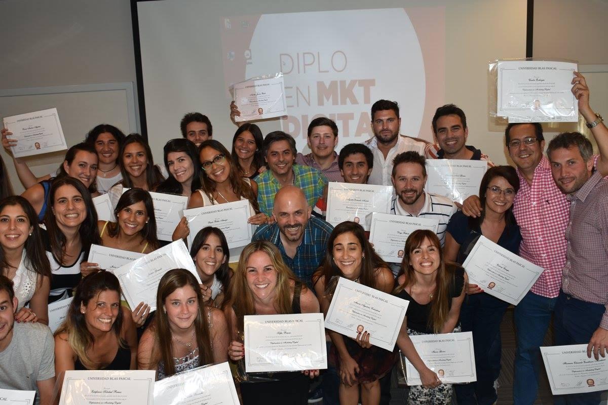 Finalizó la 9º edición de la Diplomatura de Marketing Digital