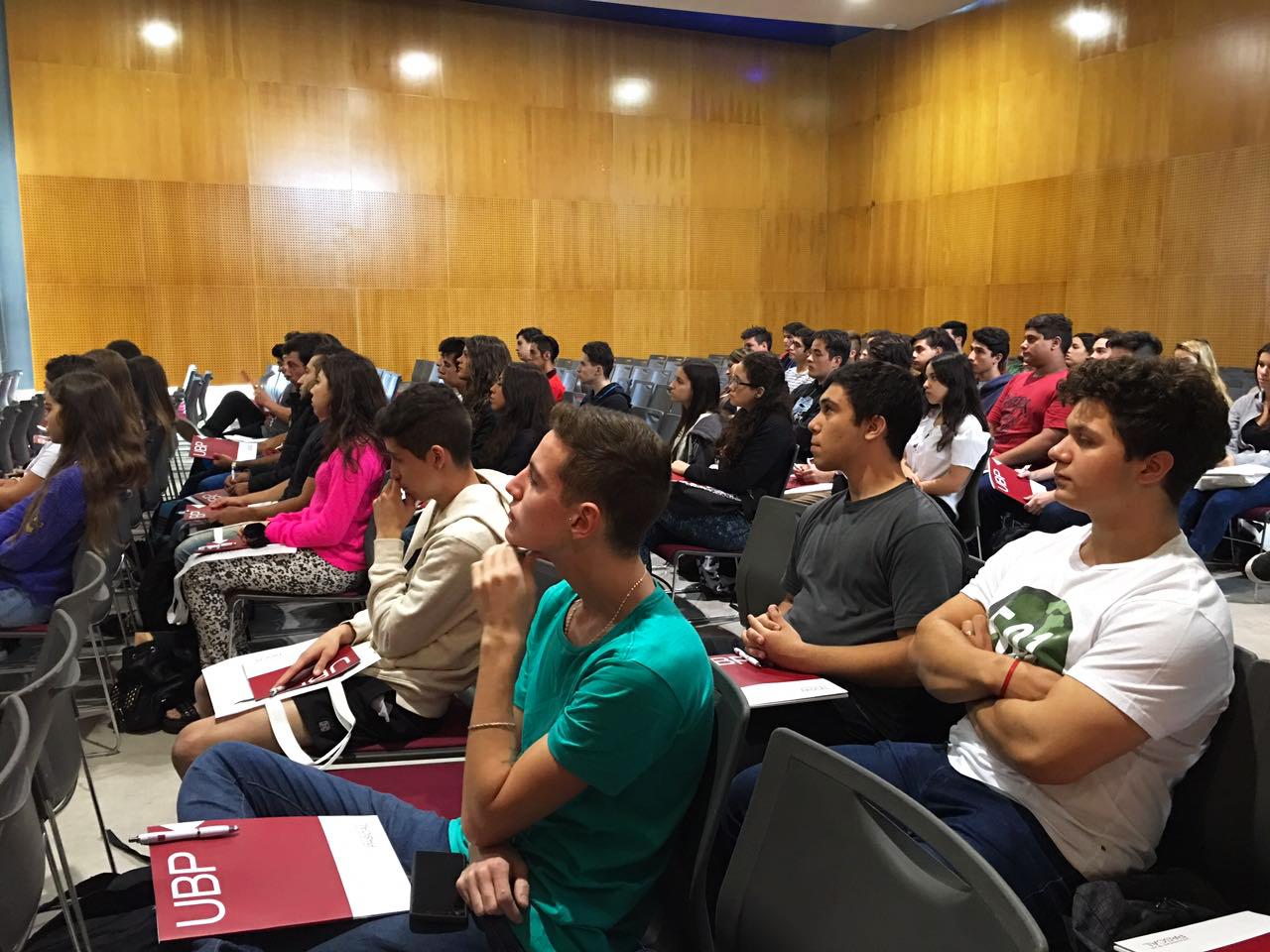 Tercer curso de admisión para ingresantes 2017