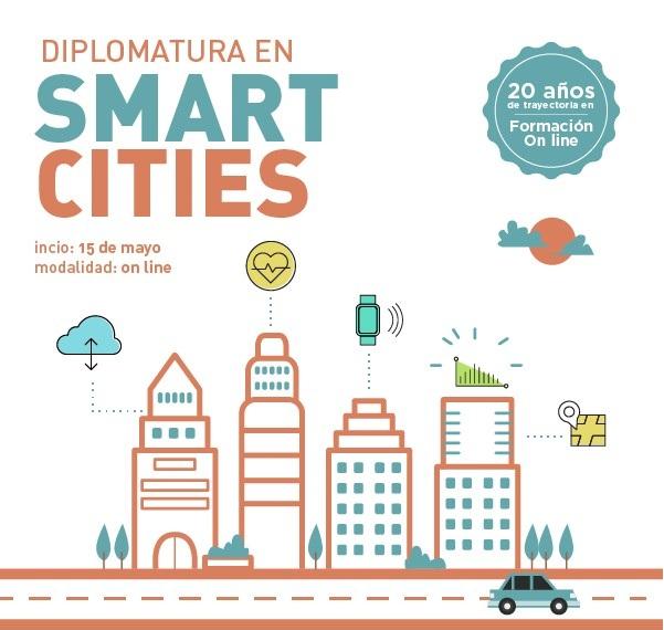 Diplomatura en Smart Cities: pensar ciudades sostenibles