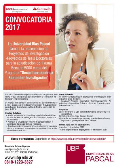 Becas Iberoamérica Santander Investigación