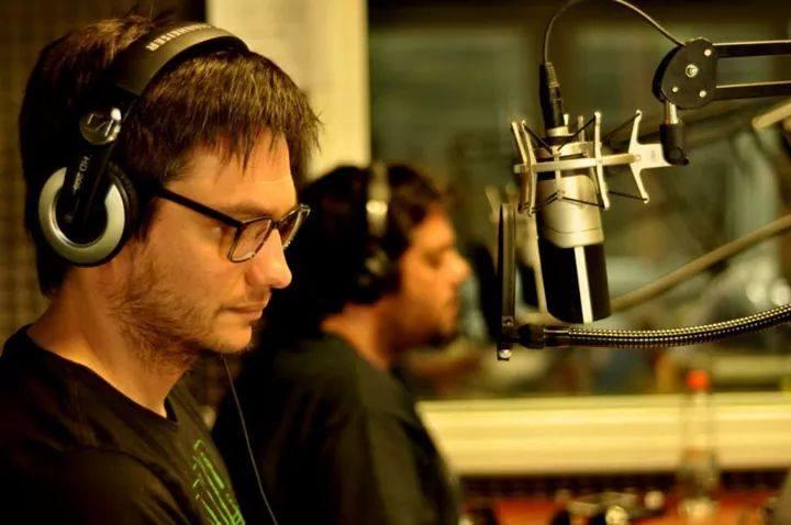 El periodista de La Voz, Diego Marconetti, se suma al cuerpo docente