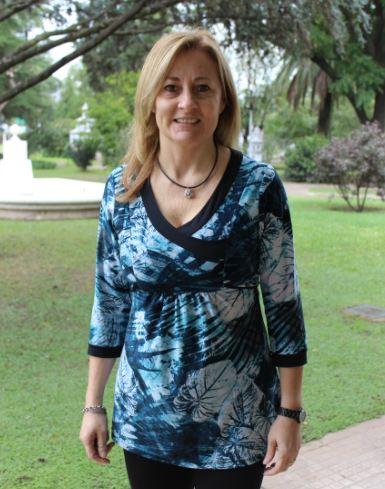 La Mgter. Alaniz asume como directora de Gestión Ambiental e Higiene y Seguridad