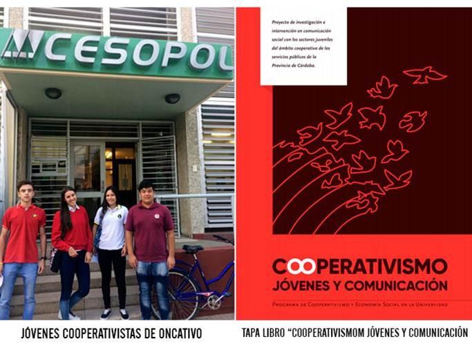 """El Lic. José Luis Taricco presenta el libro """"Cooperativismo, Jóvenes y Comunicación"""""""