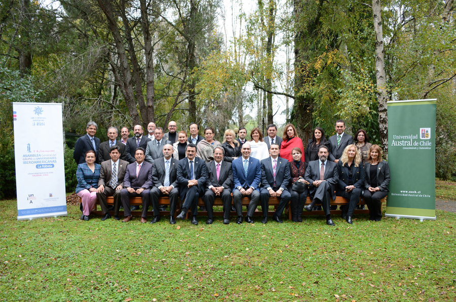 La UBP ya es parte del Grupo La Rábida