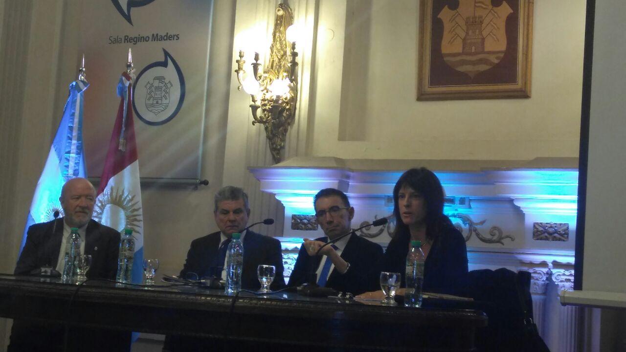 Jornada por el trigésimo Aniversario de la Reforma Constitucional de Córdoba
