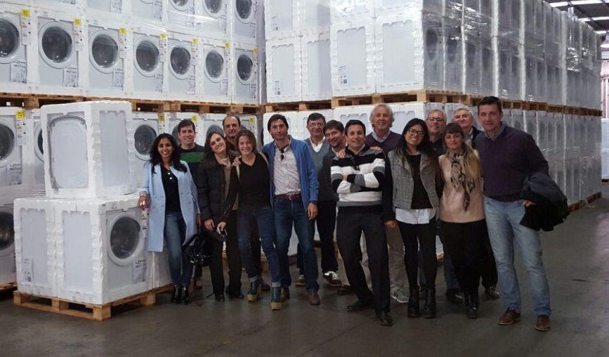 Los alumnos del MBA visitaron Alladio