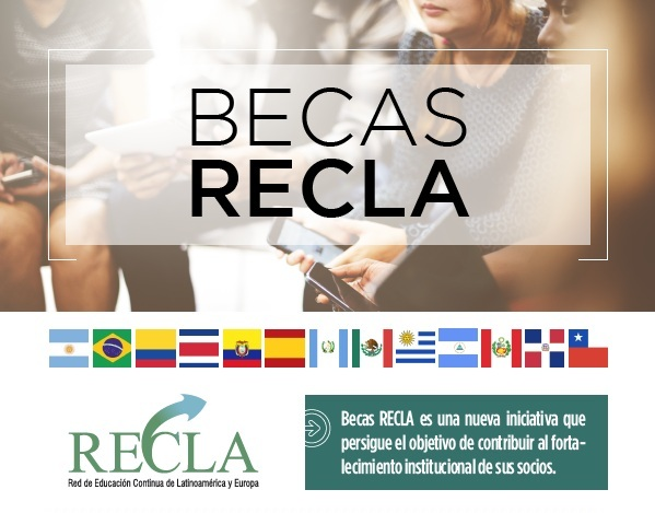 Oportunidad de capacitación: nuevas becas RECLA