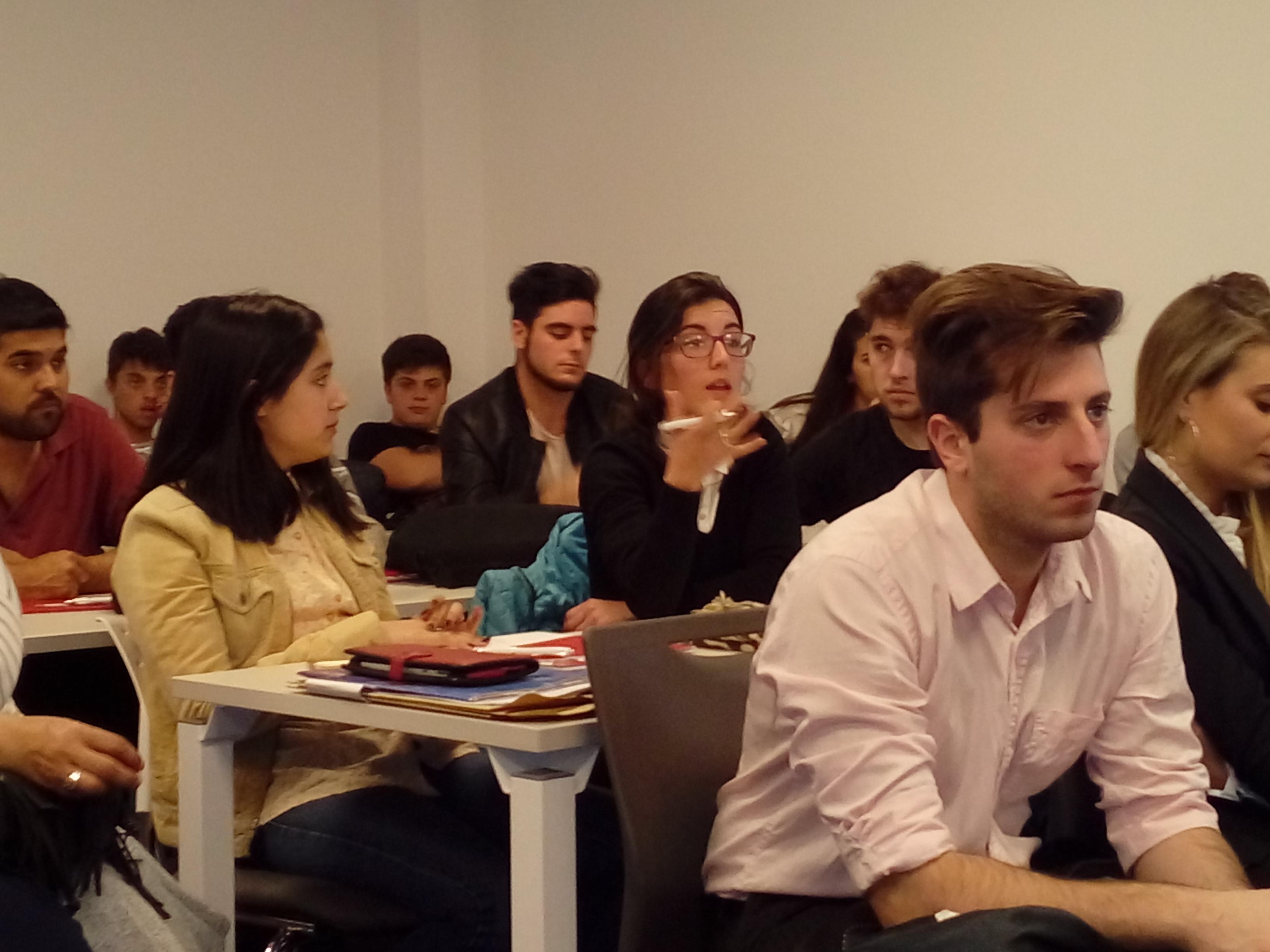 #networkingUBP: alumnos y egresados comparten experiencias