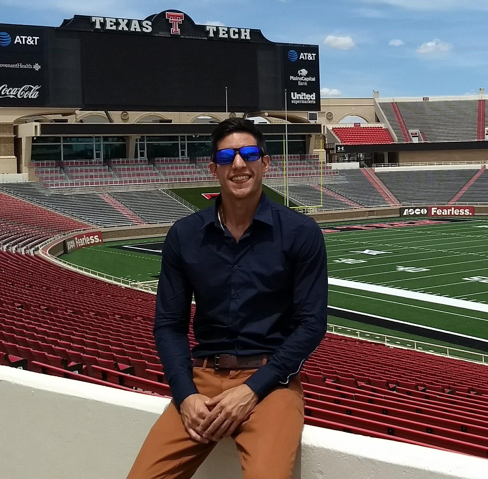 Estudiante UBP fue seleccionado para investigar en Texas