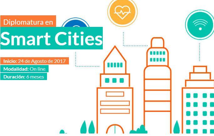 La Dipl. en Smart Cities es declarada de interés nacional y provincial