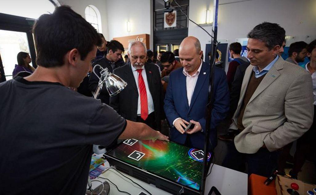 La UBP participó en la 5ta edición de la Semana TIC