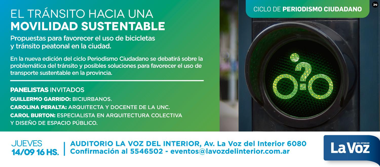 Invitación Ciclo La Voz