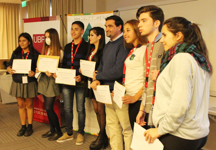 JA: alumnos destacados aportan soluciones al tránsito
