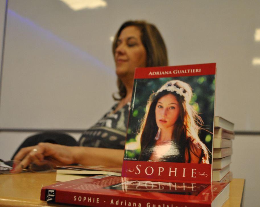 Charla taller sobre la novela SOPHIE
