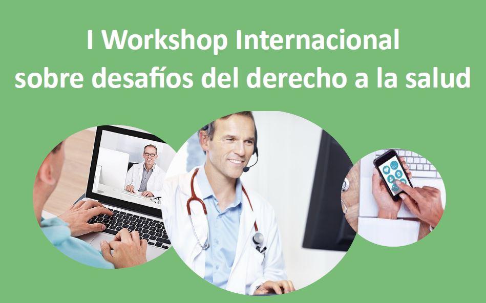 Workshop Internacional sobre desafíos del derecho a la salud
