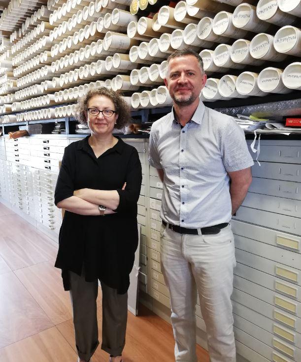El proyecto de investigación de la UBP viajó a Madrid