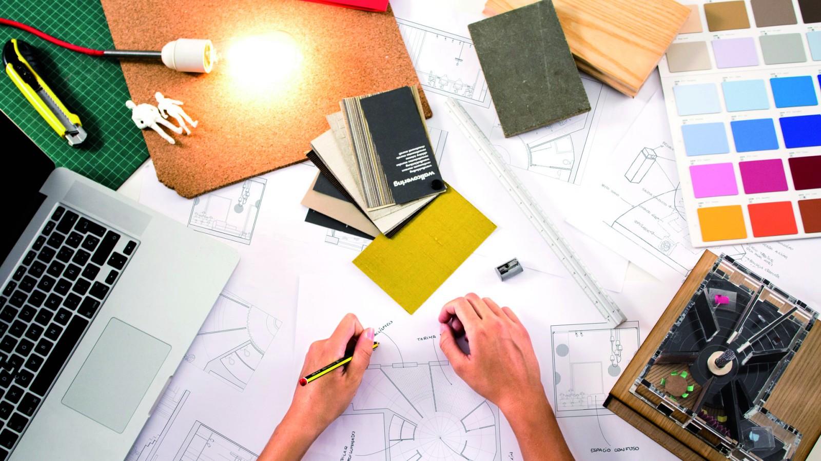 Primer concurso de Diseño del Fondo Nacional de las Artes