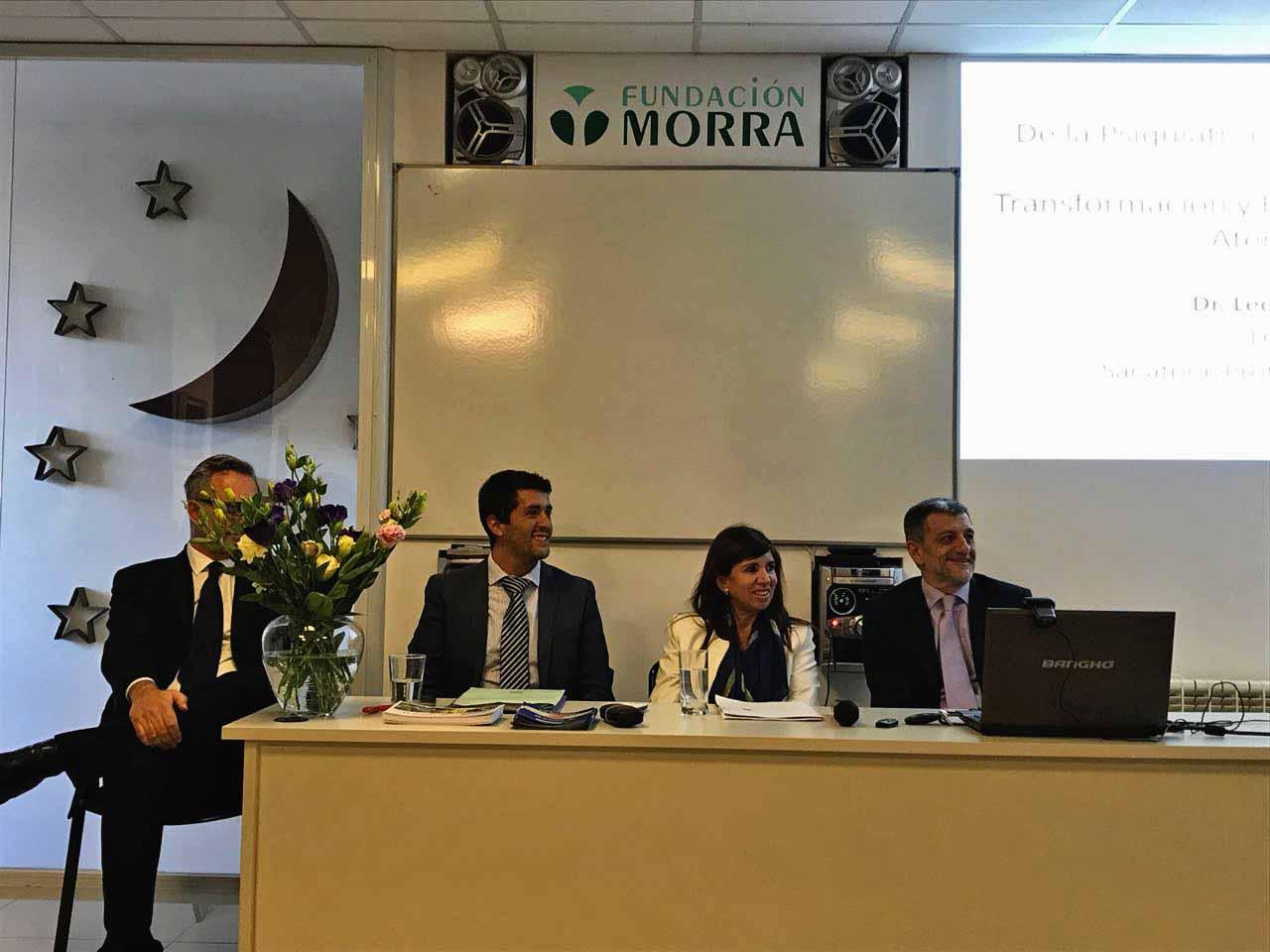 I Workshop Internacional sobre Desafíos del Derecho a la Salud