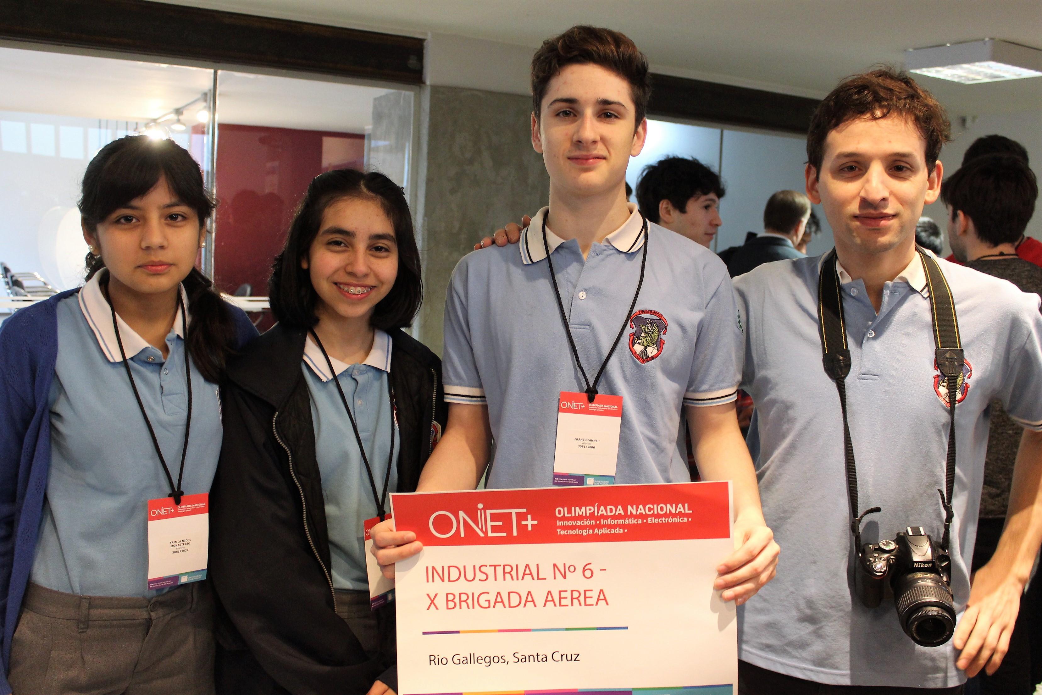 ONIET: Más de 500 alumnos de todo el país están compitiendo
