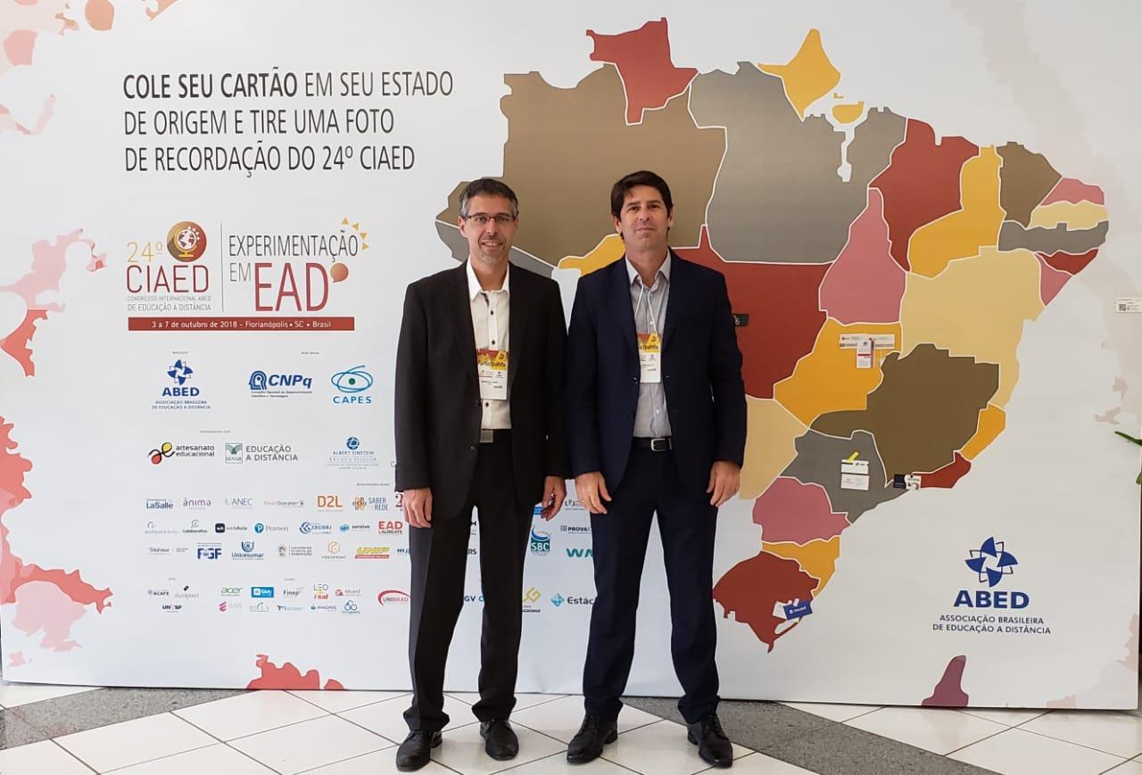 La UBP presente en Congreso Internacional de Educación a Distancia