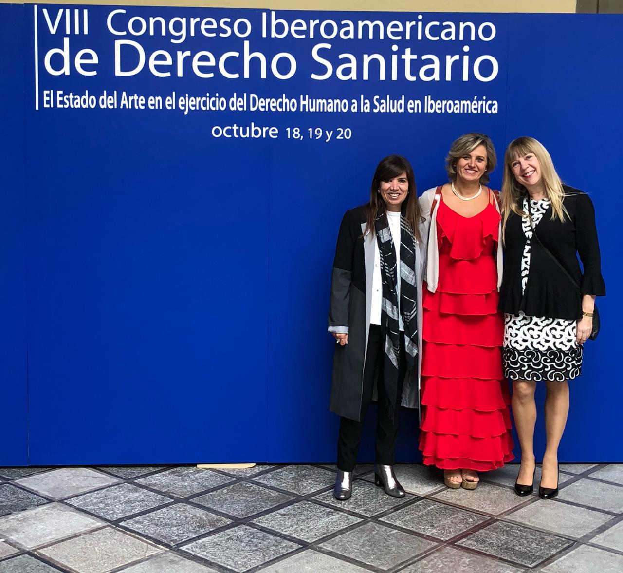 Prof. Zalazar ponente en Congreso Iberoamericano de Derecho Sanitario