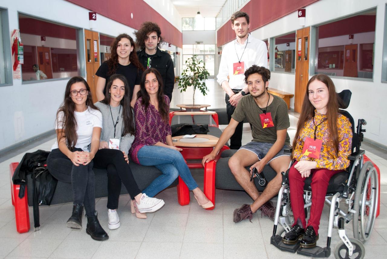 Proyecto de estudiantes de comunicación gana en la Agencia Córdoba Joven