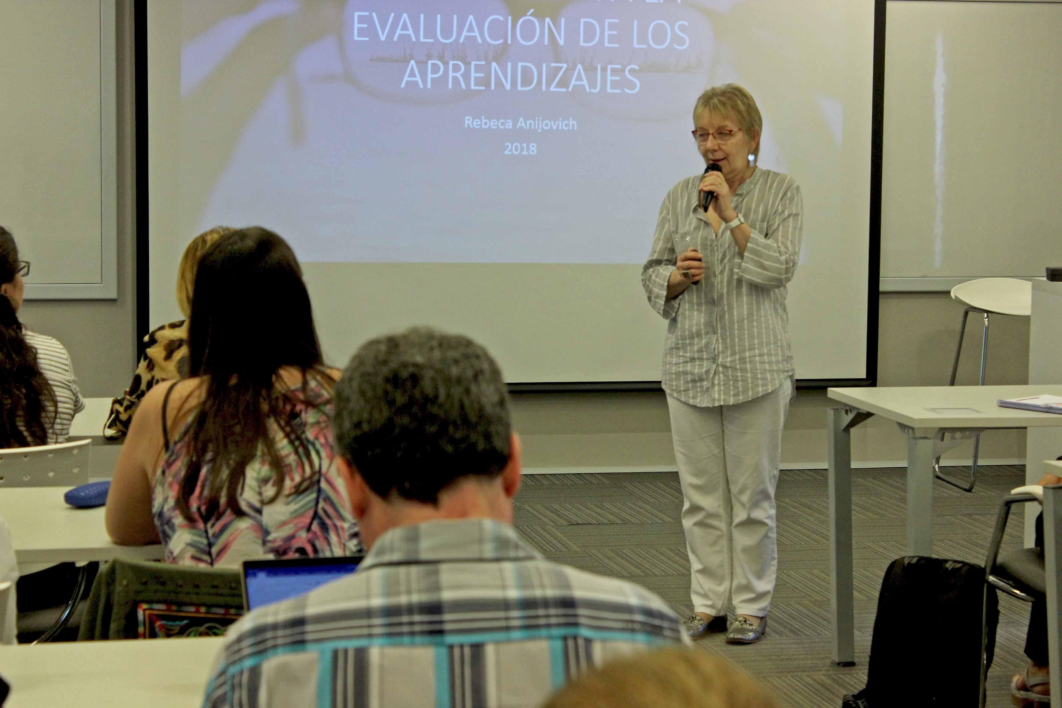 Mirada sobre la evaluación con énfasis en la formación