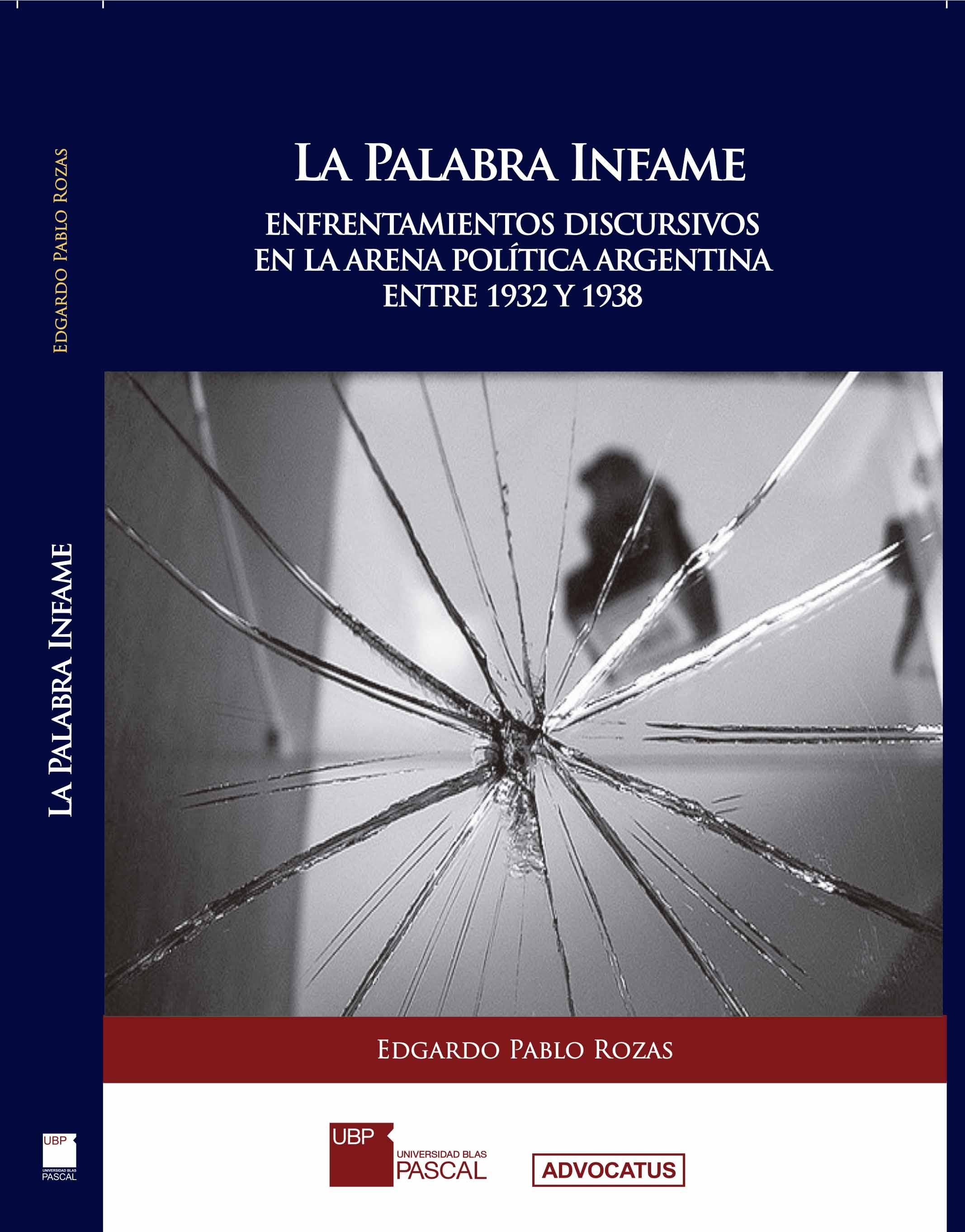 Editorial UBP y Advocatus presentan un nuevo libro