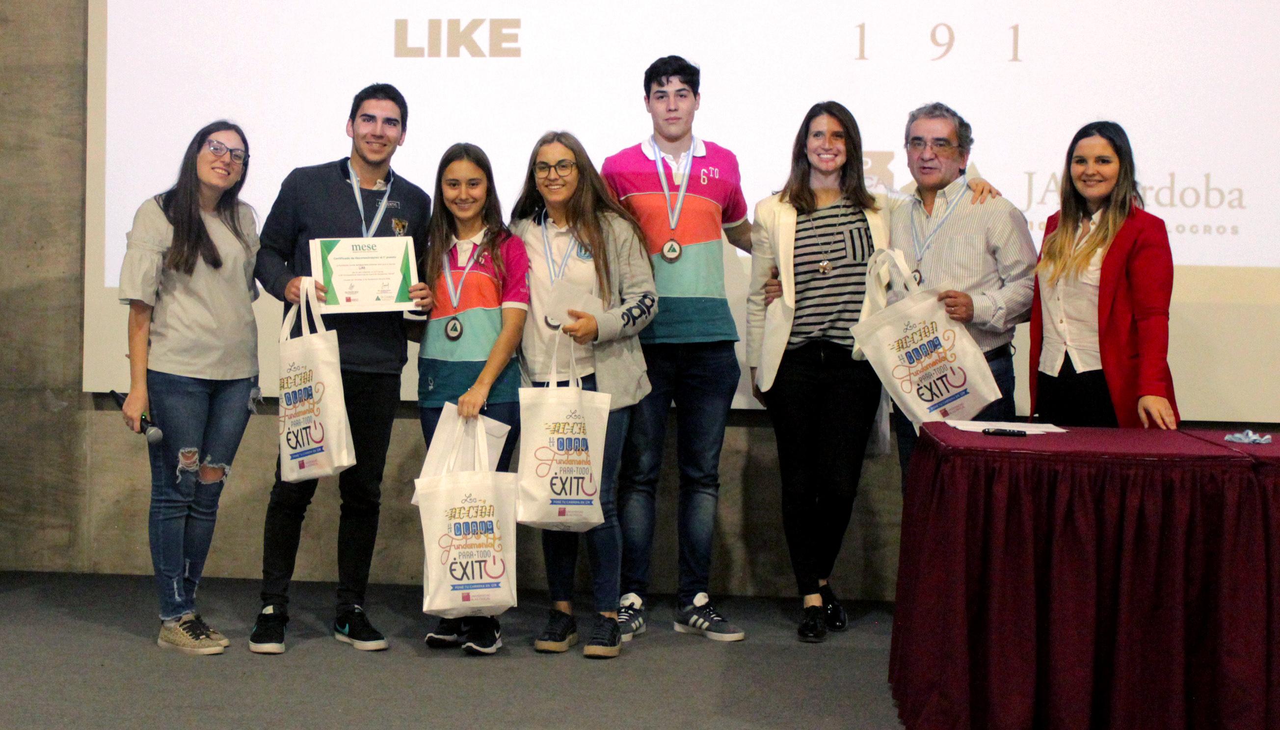 Colegio de Villa Concepción del Tío gana la competencia M.E.S.E.
