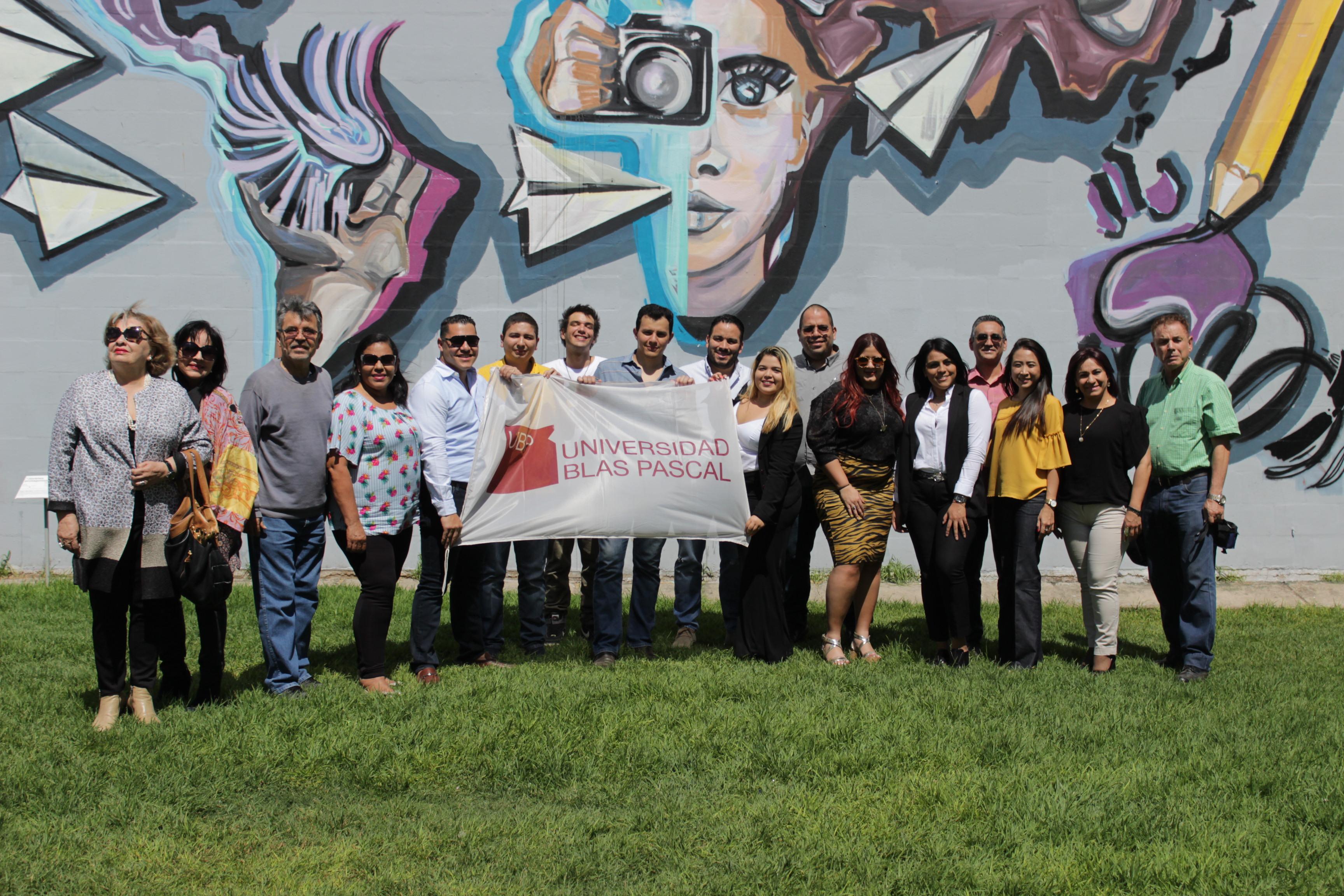 Alumnos de Panamá vivieron una experiencia internacional en la UBP