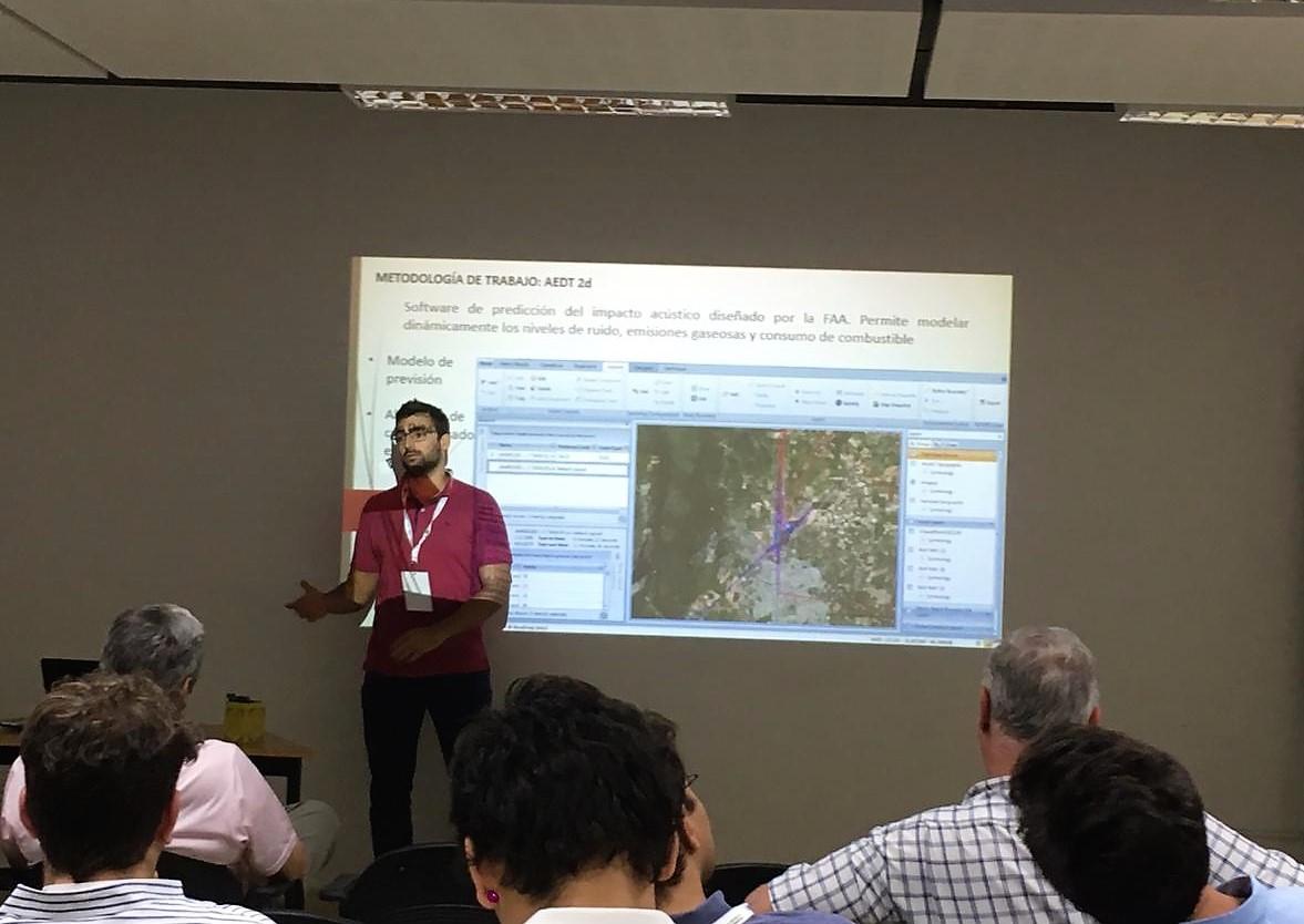 La UBP presente en el Congreso Argentino de Ingeniería Aeronáutica