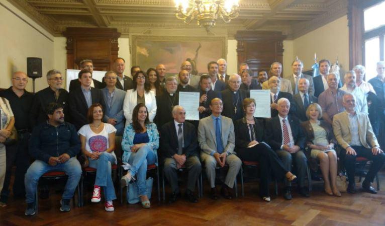 La UBP presente en el Pacto de Responsabilidad Ciudadana