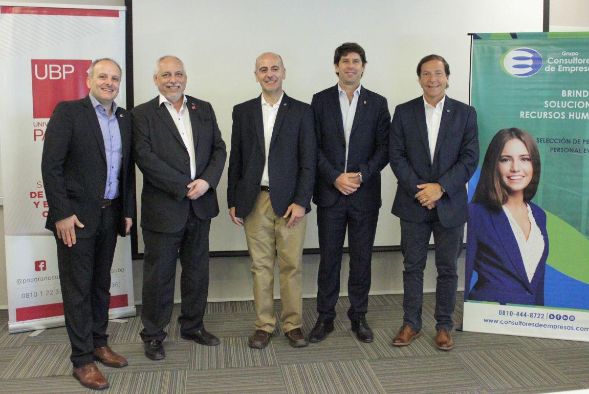 La UBP y Grupo Consultores de Empresas unidos para la formación laboral