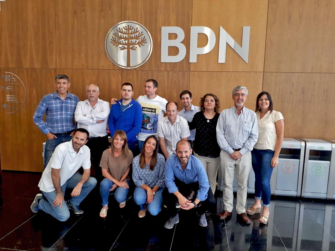 El Banco de Neuquén se capacita con la UBP
