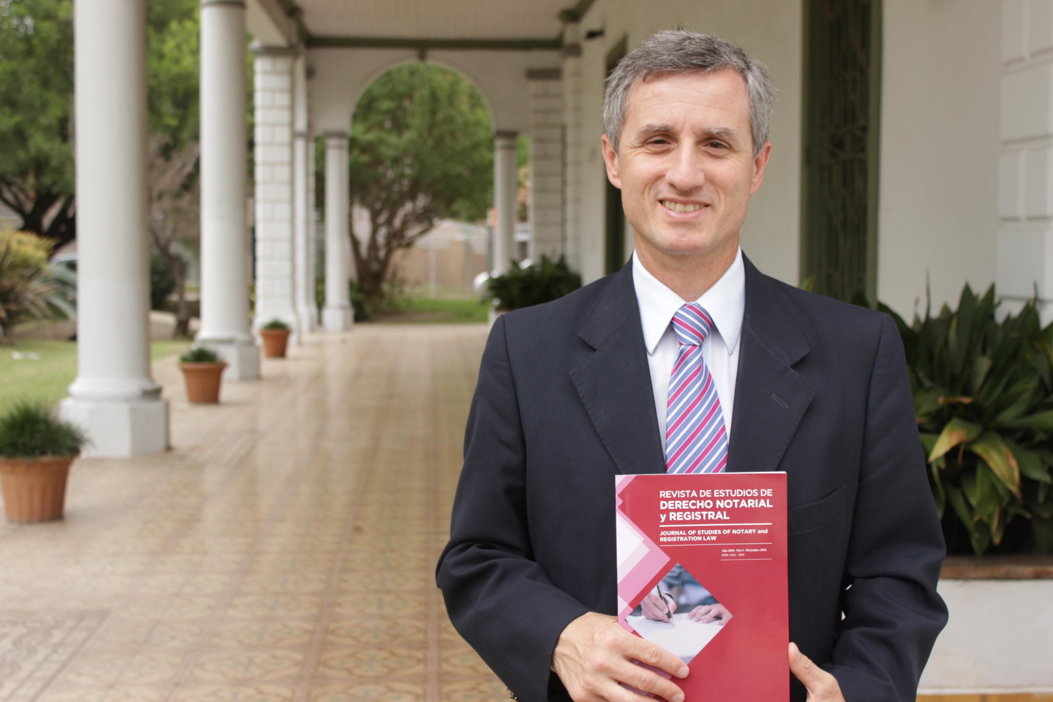 ¡Ya está disponible la 5ª edición de la Revista Notarial y Registral!