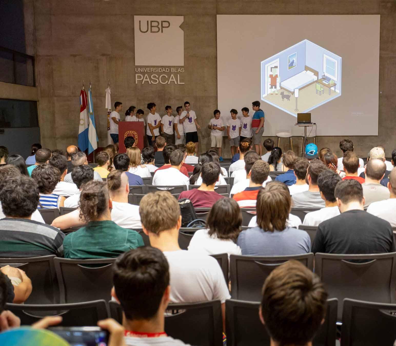 Córdoba Game Jam: en 48 h se crearon 26 videojuegos