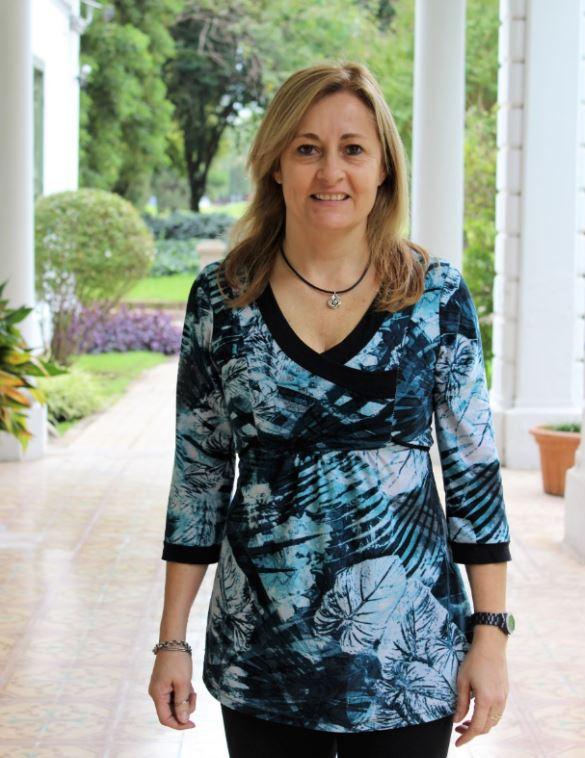 La Mgter. Alaniz asume como directora de Turismo