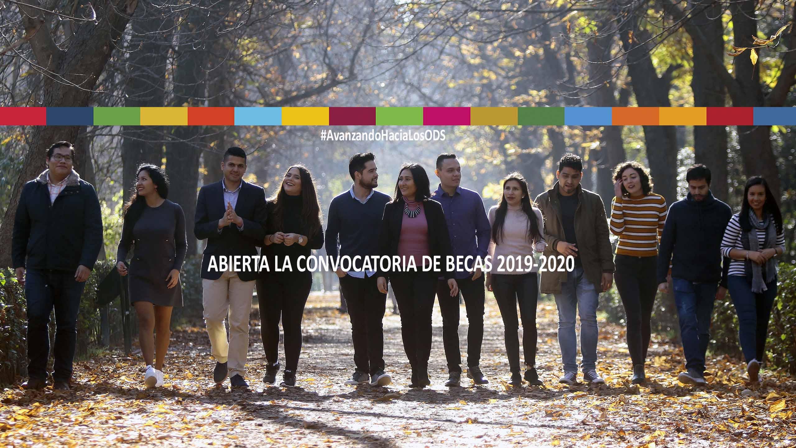 ¡Realizá un posgrado en España con Fundación Carolina!