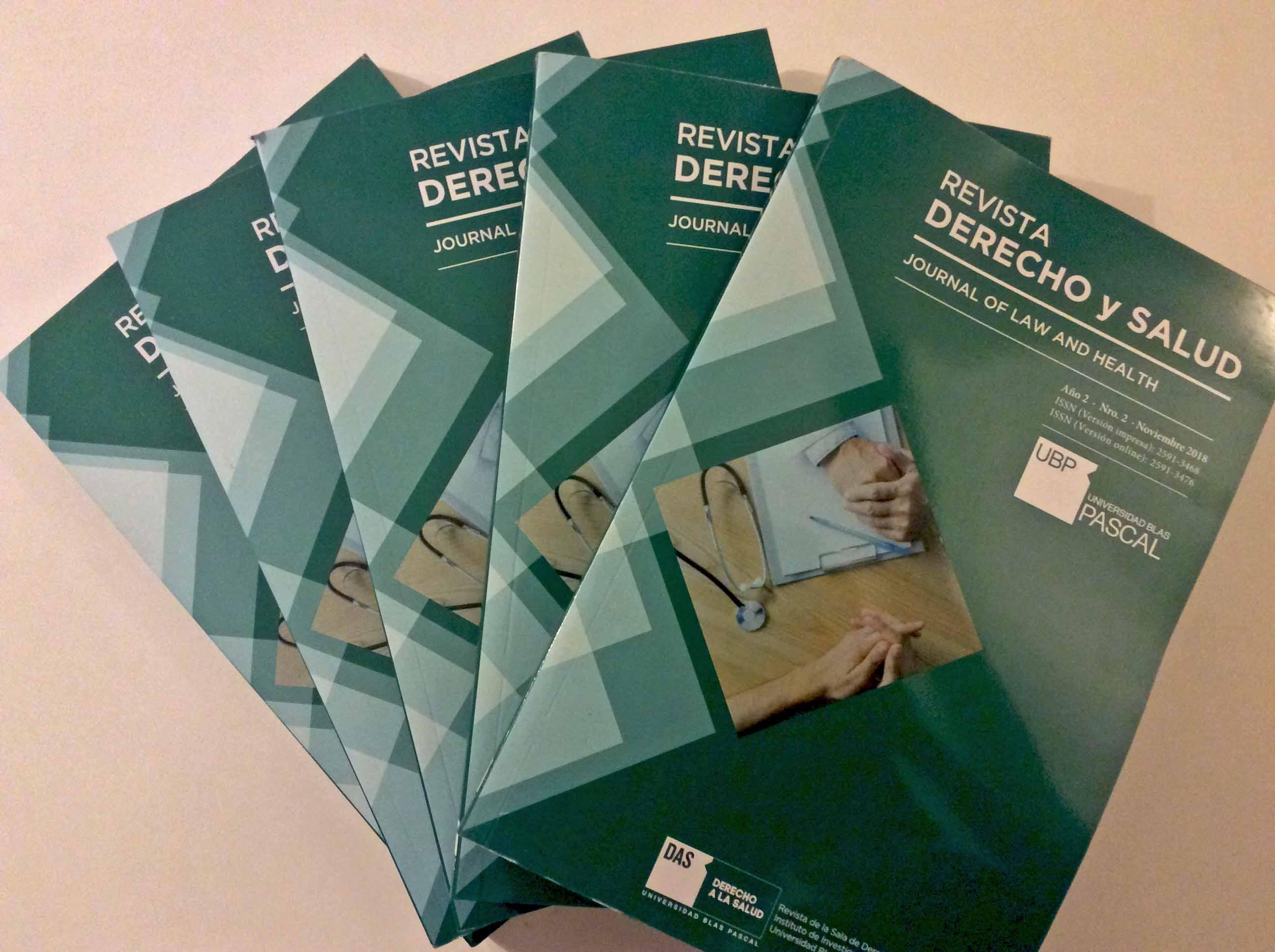 La Revista Derecho y Salud logra nuevas indexaciones