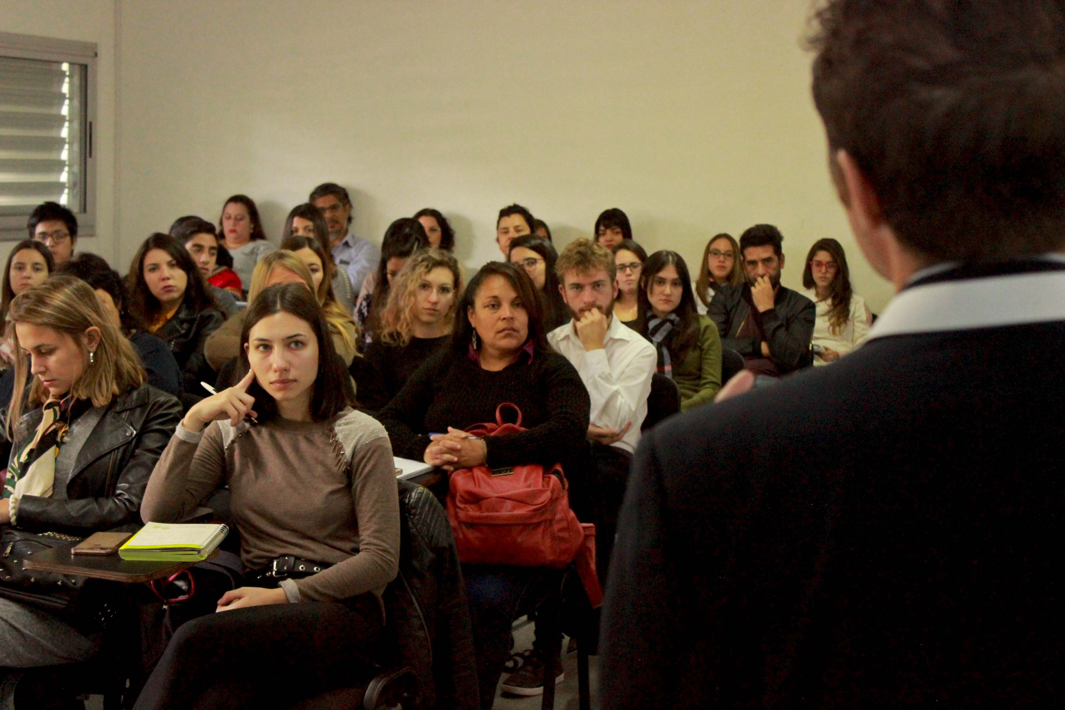 Congreso de la Lengua: fuerte participación UBP